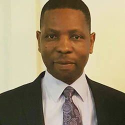 Pastor Misheck Saineti